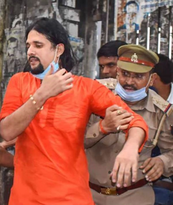 Anand Giri arrested and sent into 14-day judicial custody