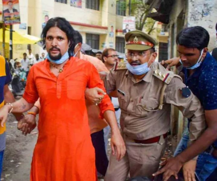 Anand Giri arrested for abetting Narendra Giri's suicide
