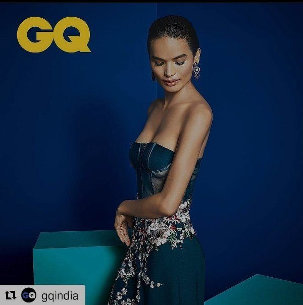 Anjali Lama features in GQ Magazine