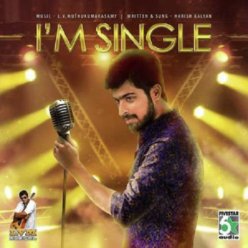 'I'm Single' song poster