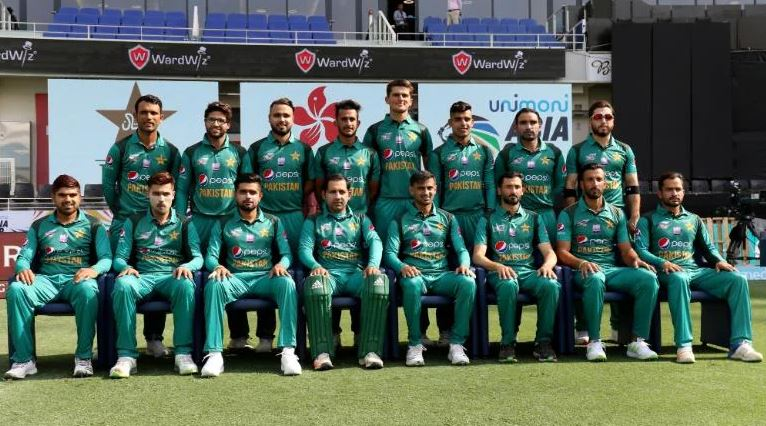 Pakistan squad for the ICC World Cup 2019