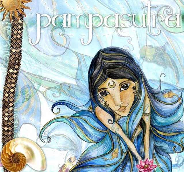 Cover of the book Pampasutra, illustrated by Shilo Shiv Suleman