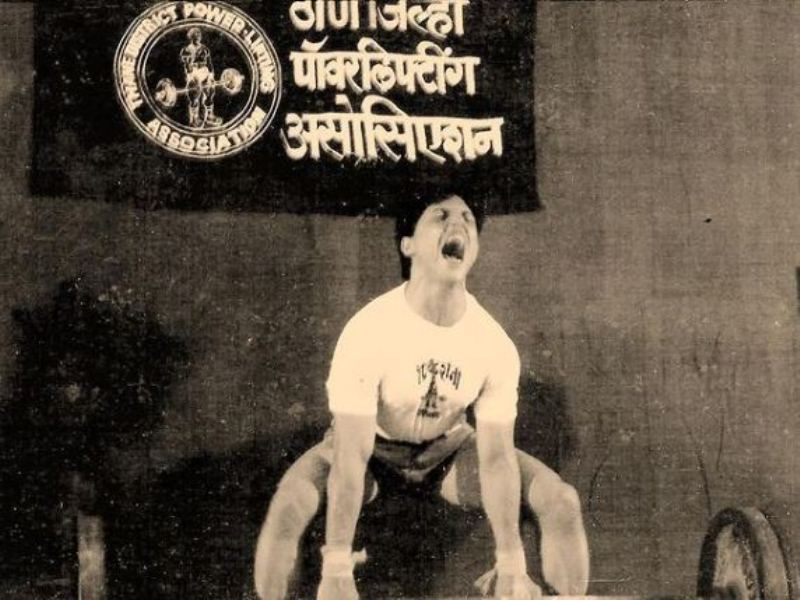 Kaizzad during college days