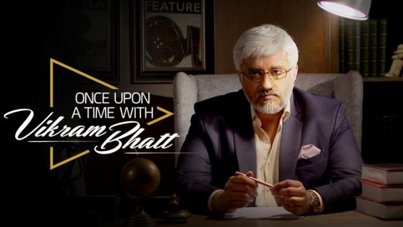 Once Upon a Time with Vikram Bhatt (2016)