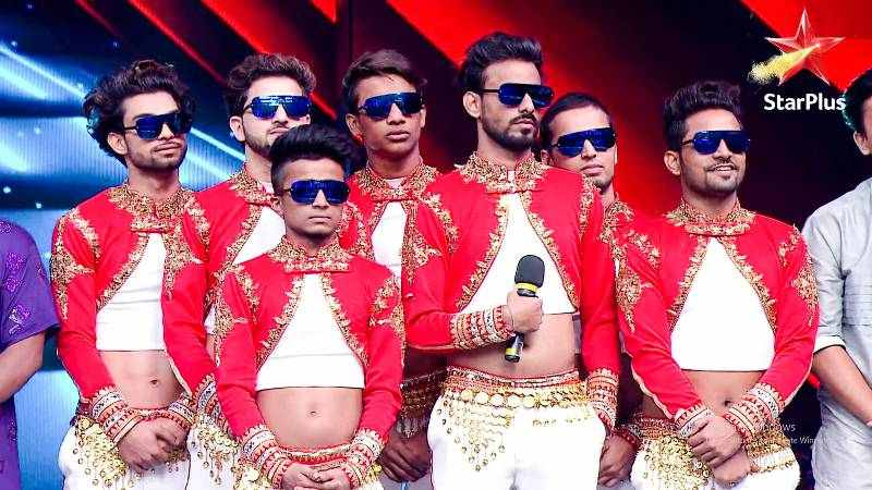 Rupesh Soni as a part of Goggle Gang in Dance Plus (season 4)